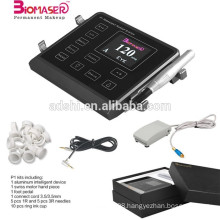 Micro pigmentation permanent makeup machine kit for eyebrow embroidery