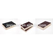 Construcción de material de construcción madera contrachapado de grano / precio competitivo madera contrachapada comercial