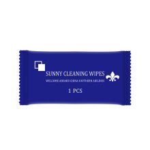 Einwegreinigung Hotel Wet Wipes
