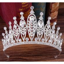 Aleación Big Stone Red Blue Green Pageant Crown