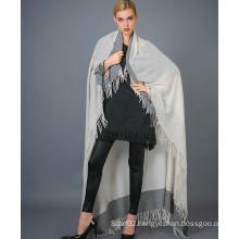 Women′s Yarn Dye Cashmere Scarf