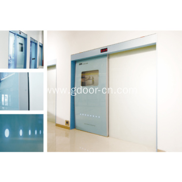 High Strength Aluminum for Hermetic Automatic Sliding Doors