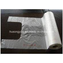 Пластиковый пакет для производства пакетов в рулоне