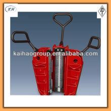 API 7K Ölfeld DU Serie Rotary Slips aus China Herkunft