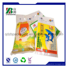 Rice Paper Bags/Rice Paper Stand up Pouch/Rice Paper Bags with Window