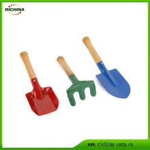 Kids Garden Hand Tools with Wood Handle