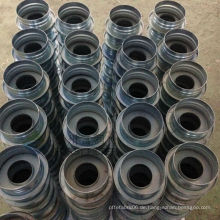 FORST Hochwertige Industrie-Metall-Filter-Abdeckung Element Cap