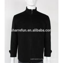 Новая мода прохладный мужская шерстяное пальто