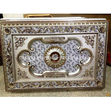 Building Material Artistic Ceiling Medallion Yiwu Factory Cheap Price 1218-1