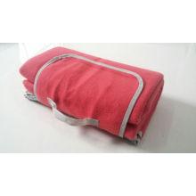 Couverture de pique-nique de haute qualité avec couverture en molleton / molleton