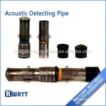 csl testing access steel tube