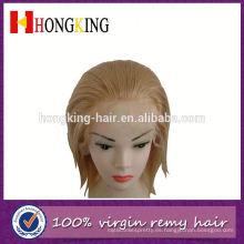 Peluca brasileña del cordón del frente del pelo humano de Remy en la venta hecha en China