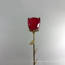 Новейшие Искусственные Цветы Хрустальная Роза Цветок Для Свадьбы Центральные