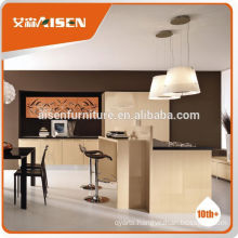 Sample available factory directly mdf modern kitchen cabinets