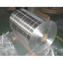 Bande d'aluminium pour plaqué métallique