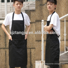 conjunto de avental de cozinha impresso em casa de algodão personalizado