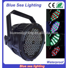 54pcs x 3w stage light disco equipment IP65 led par56