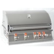 Aprovação CSA 304 Gota de aço inoxidável em churrasqueira a gás