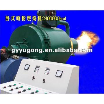 Le brûleur à granulés de biomasse série YG-J / brûleur à granulés de bois a une bonne réputation sur le marché à l'étranger