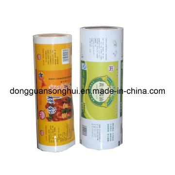 Salsa de Soja de Grado Alimenticio Película / Película de Embalaje de Soja / Película Líquida