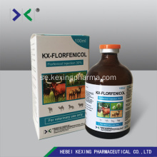 Florfenicol Injection 30% Veterinary