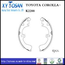 Brake Shoe for Toyota Corolla K2288