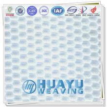 YD-1073, tissu en tricot en polyester 3D