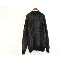 Mens Brand Quality 100% Cashmere Turtleneck Sweater