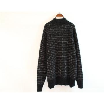 Mens Brand Quality 100% Cashmere Turtleneck Sweater