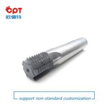 Fresa de rosca PCD para mecanizado CNC