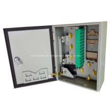 Nueva caja de distribución de cable de fibra óptica 48 núcleos