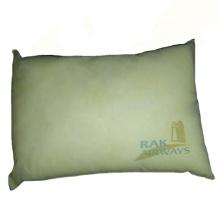 Non Woven Disposable Airline Hotel Throw Pillows
