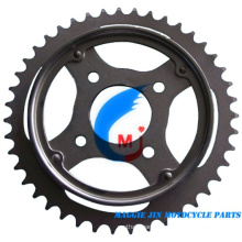 Motorcycle Parts Motor Part Motorcycle Rear Sprocket for Tiger