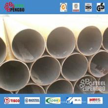 Tubería de acero con poco carbono ASTM A53