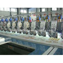 YUEHONG máquina de bordar de mezcla de cordaje