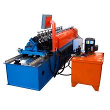goujon en métal et rouleau de voie formant la ligne de production de porcelaine de machine