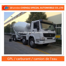 12m3 Sinotruk HOWO Camion Malaxeur a Beton
