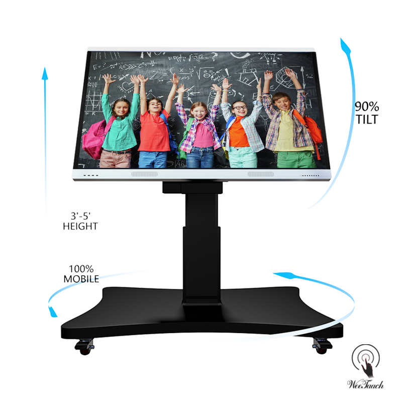 75 UHD Screen Display Cheap With Automatic Stand