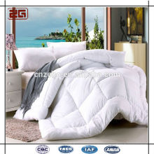 Guangzhou Factory Supply 200GSM Microfiber Filling Duvets for Hotel or Home Used