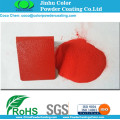 thermosetting elektrostatik semprot epoxy polyester powder coating