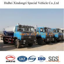 10cbm Sewer Suction Truck Euro 4