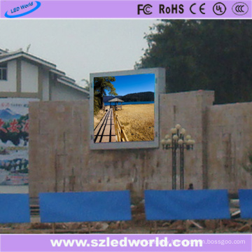 P6 Fixed Full Color Outdoor Display LED Video Screen