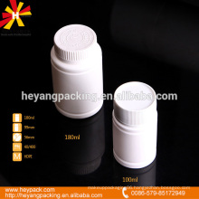 Wholesale 100/180ml plastic medicine bottle