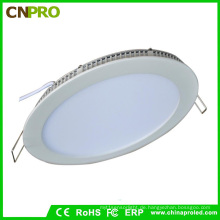 Cnpro 15W runde LED-Panel-Lampe mit Rohs / Ce-Zulassung