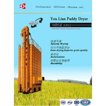 Máquina de secado Zea Mays de recirculación por lotes
