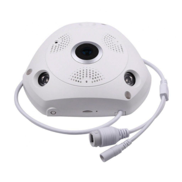 Telecamera di rete wireless Motion Detection 360