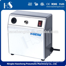 Haosheng AS16-2 auto start e stop airbrush compressor