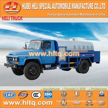 DONGFENG 4x2 5000L sewer dredge truck 140hp engine cheap price