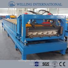 Машина для формовки рулонной стали
