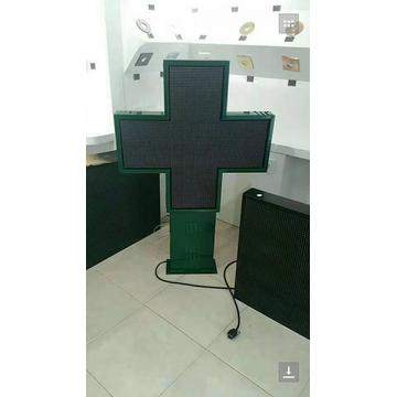 Scorrimento dei messaggi P8 Cross LED Display
